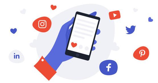 Самые ответственные социальные сети