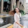 реклама у блогера Ксения Сваровски