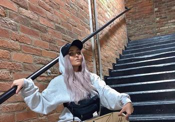 Блогер Анастасия Щелкина