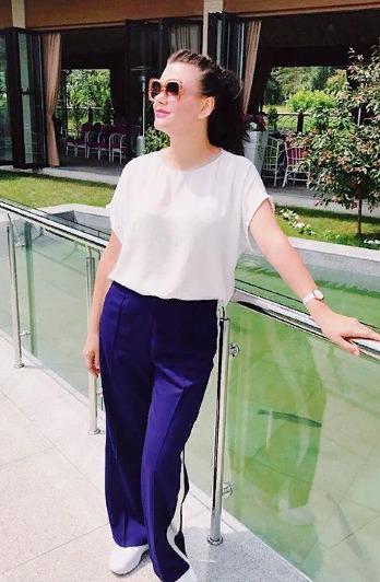 Блогер Ирина Befree