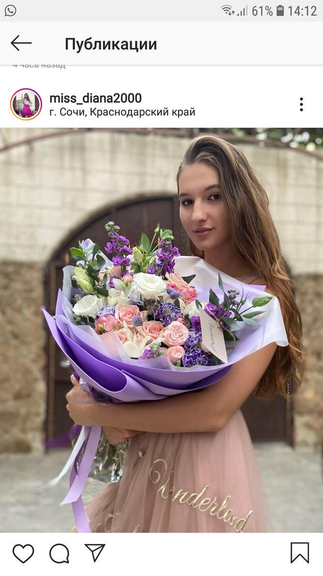 Блогер Диана Макиевская