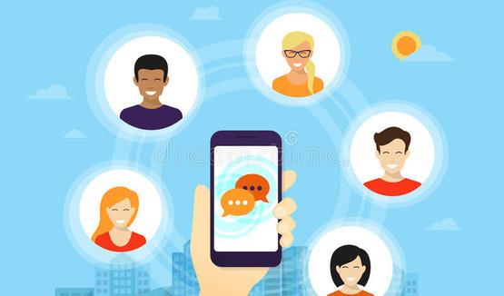 Обновления любимых социальных сетях