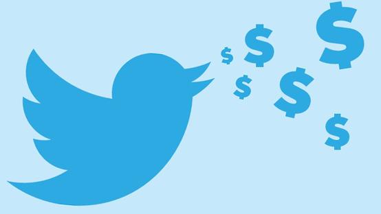Замедление рекламных доходов  $1 млрд Twitter