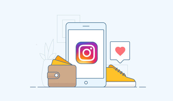 Онлайн коммерция Instagram