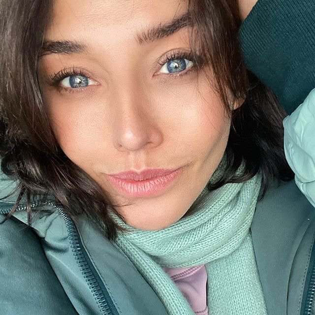 Блоггер Алина Астровская