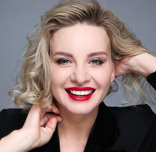 Блогер Марина Губина