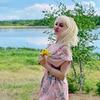 фото на странице Анастасия blonde.nastya