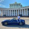 реклама у блоггера Азам Ходжаев