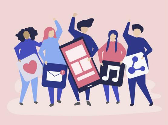 Аудитория в Instagram оказалась активнее, чем в Facebook