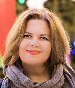 Блогер Наталья Рубцовская