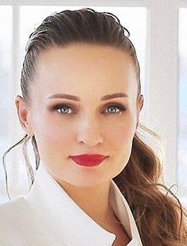 Блогер Анна Ставицкая