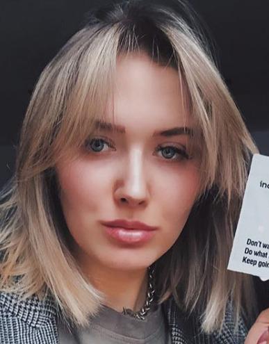 Блогер Кристина SVSTIQUE