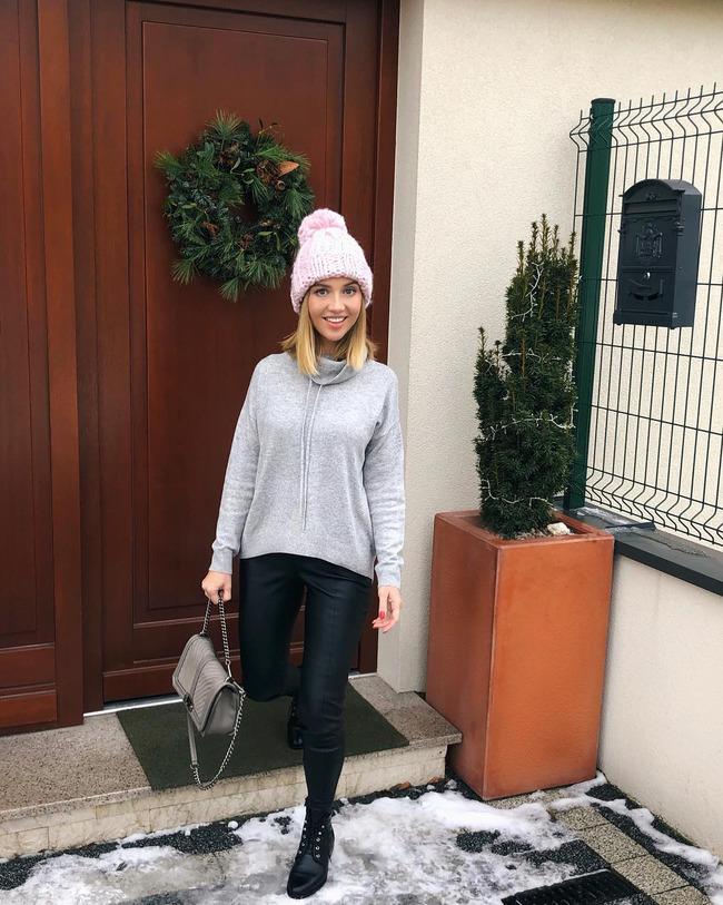 Блогер Ольга Мушинская