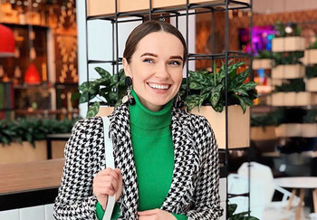Блогер Анастасия Назарова