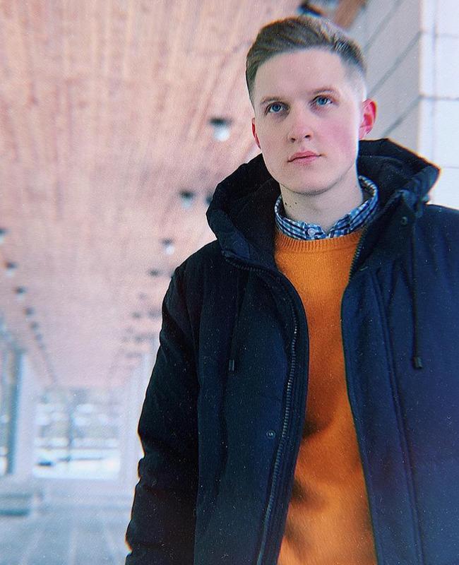 Блогер Иван Кутовой