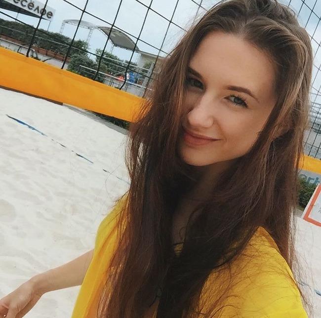 Блогер Анастасия Киви