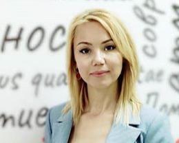 Блогер Надежда Лукиянова