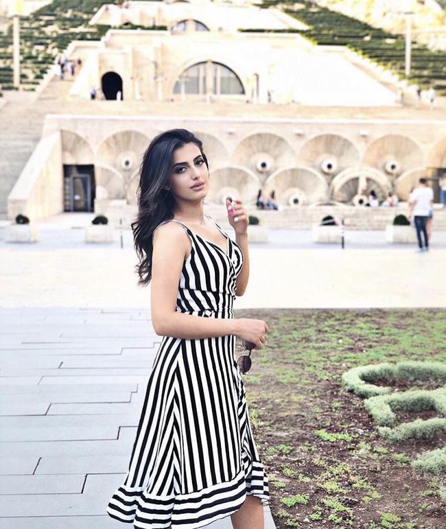 Блогер Эллина Аветисян