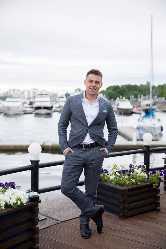 Блогер Илья Мякота