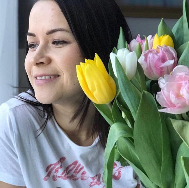 Блогер Дарья Дегтярева