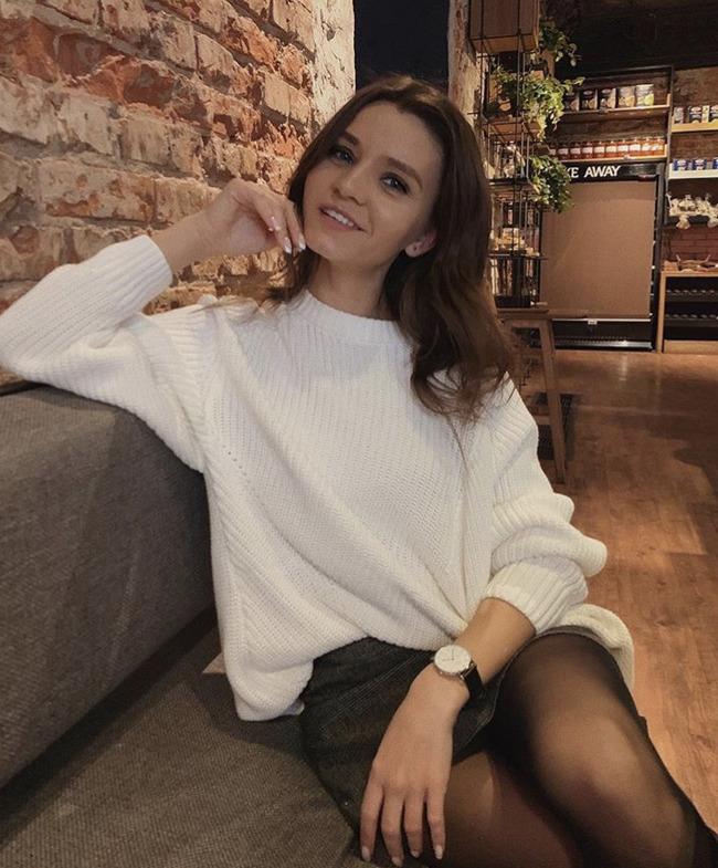 Блогер Кристина Макарова