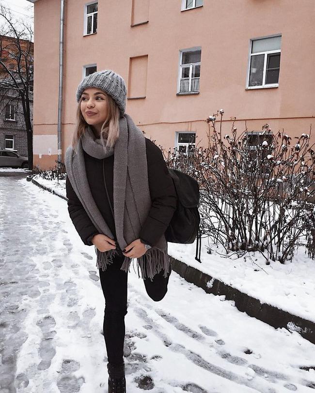 Блогер Елизавета Шаталова