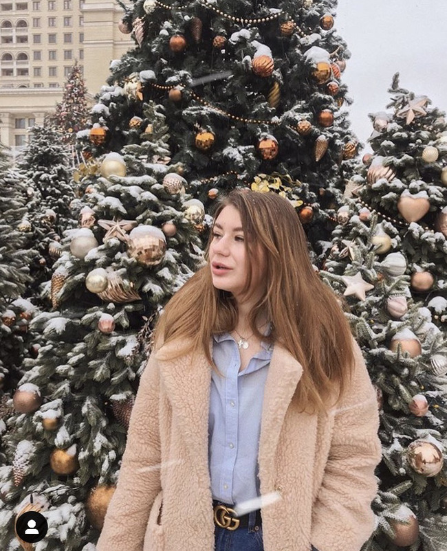 Блогер Мария Милли