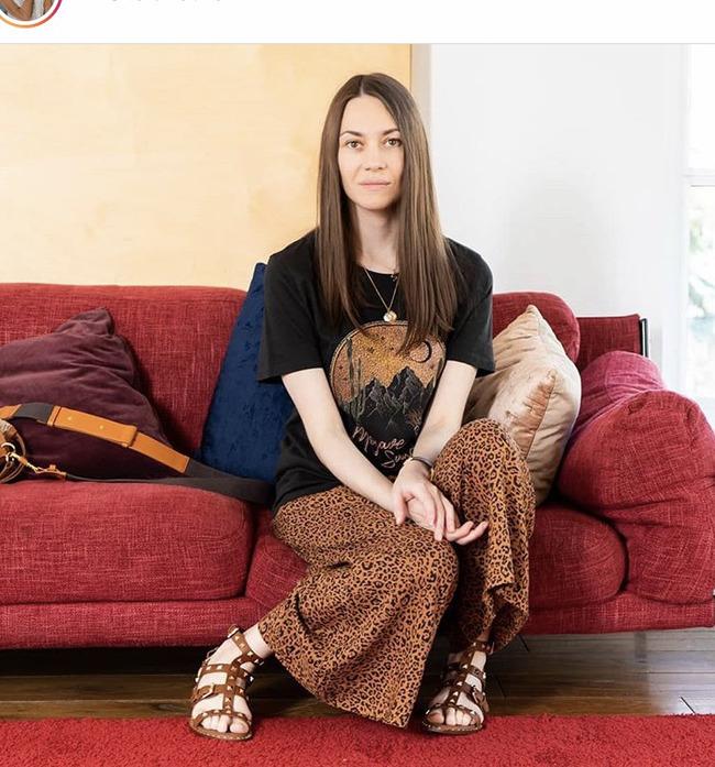 Блогер Лилия Смирнова