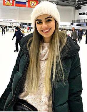 Блогер Юлия Рейми