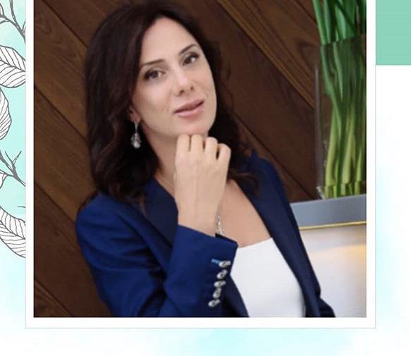 Блогер Ирина Баранова