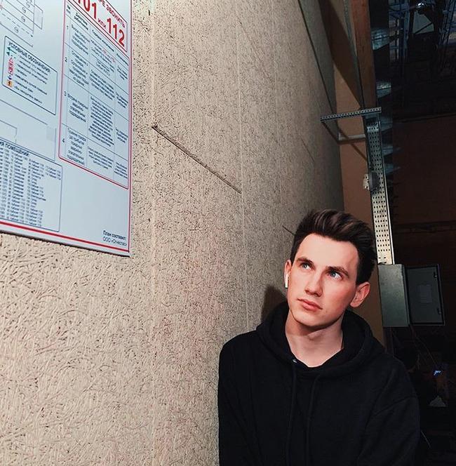 Блогер Александр Дудай