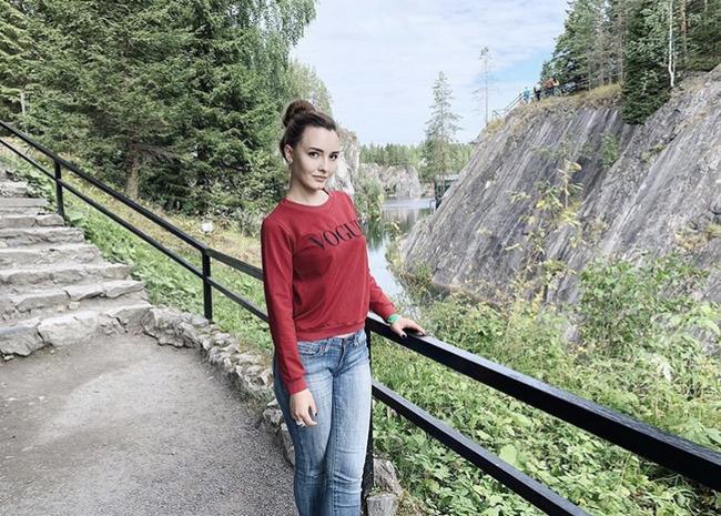Блогер Ольга Волконская