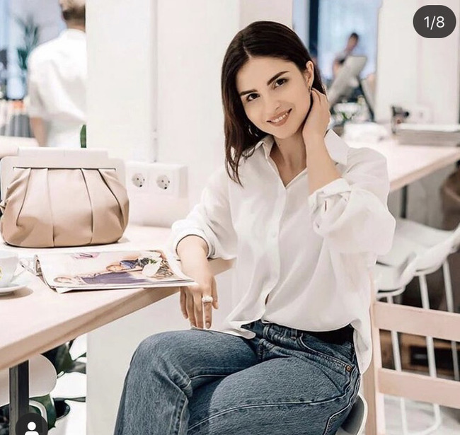 Блогер Маргарита Степанченко