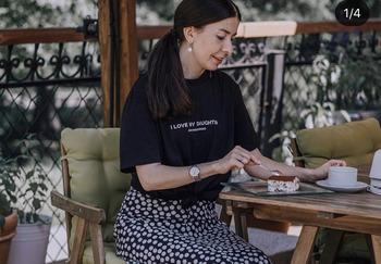 Блогер Ирина Сивкова