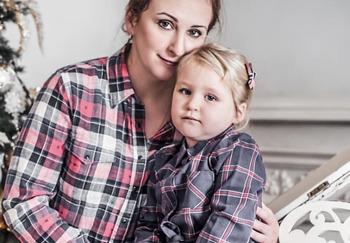 Блогер Юлия Чернова