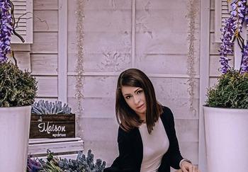 Блогер Ольга Кочерели