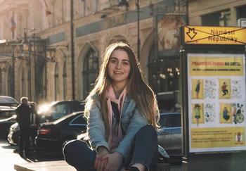 Блогер Анна Амовсисиан