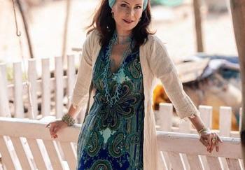Блогер Нонна Гришаева