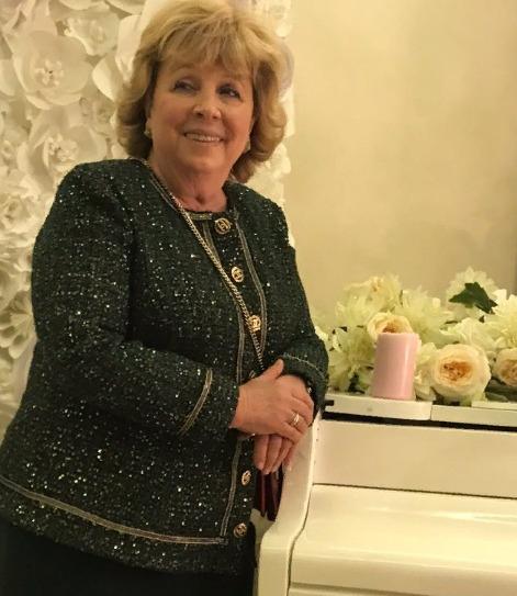Блогер Лариса Рубальская