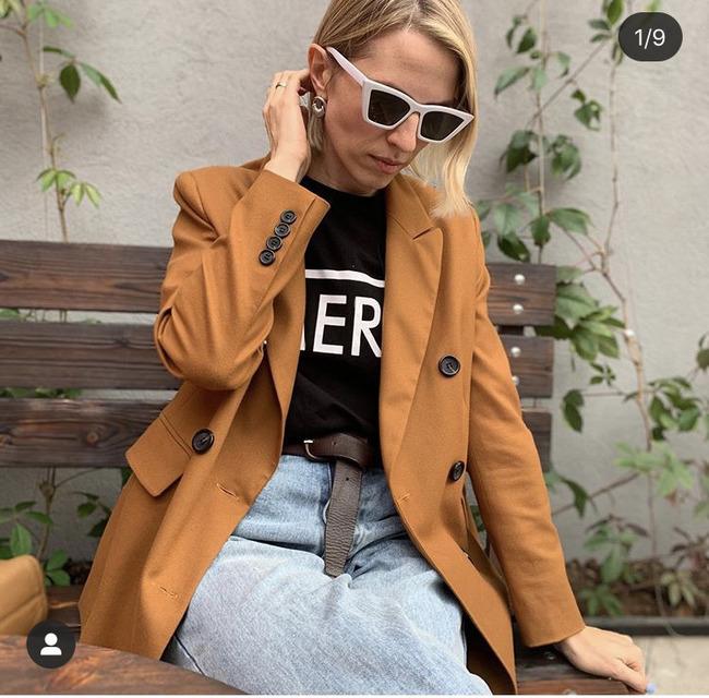 Блогер Дарья Луфт