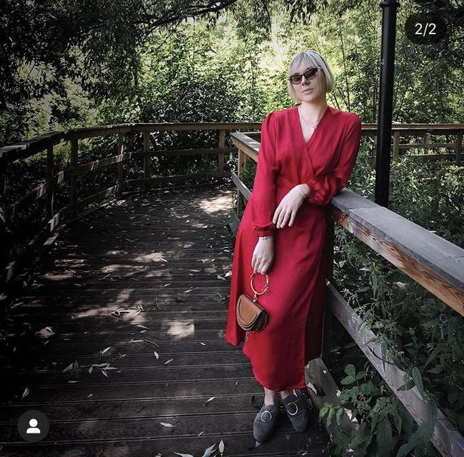 Блогер Катерина Кароль