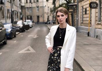 Блогер Катрин Стрюкова