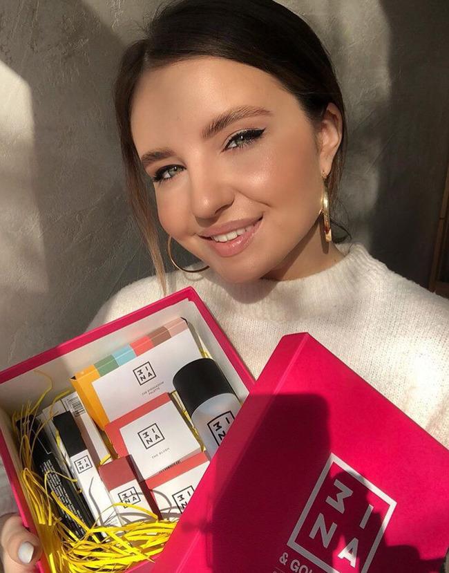 Блогер Дарья Абрамовская