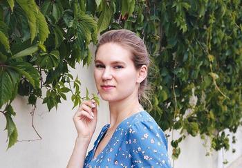 Блогер Дарья Калугина