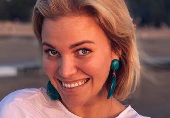 Блогер Лиза Черникова