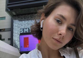 Блогер Дарья Леушина