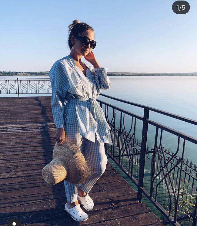 Блогер Ирина Я на моде