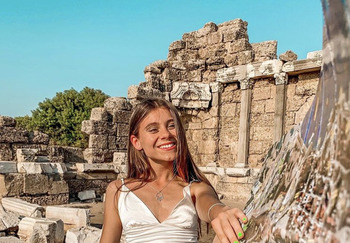 Блогер Дарья Ведута