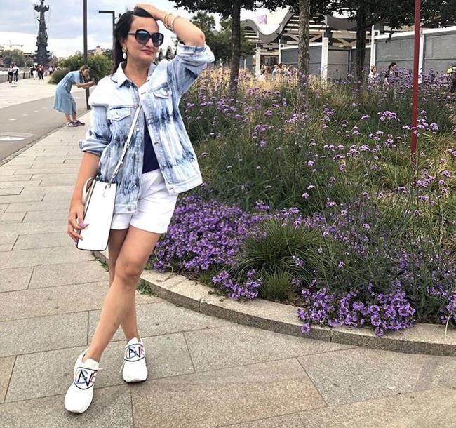 Блогер Карина Каприэлова