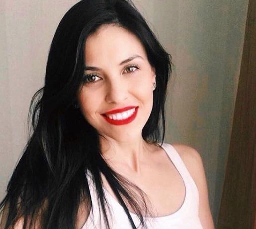 Блогер Ольга Ягнетинская